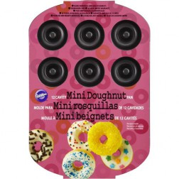 Backform Donuts Mini 12 Stück