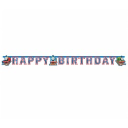 Banner Thomas and Friends Happy Birthday 180cm