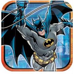 Batman Pappteller 8 Stück