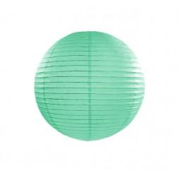 Lampion Mint 25cm