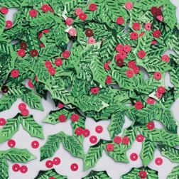 Konfetti Weihnachtsbeeren 14g