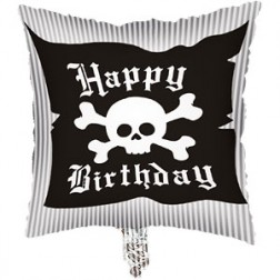 Piraten - Folien Ballon 46cm