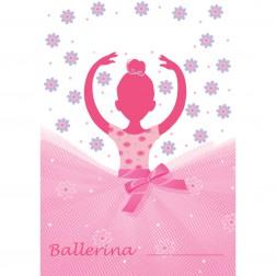 Ballerina - 8 Tüten