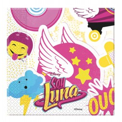 Servietten Soy Luna 20 Stück