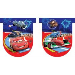 Cars Formula Flaggen Banner