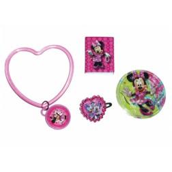 Partygeschenke Set Minnie Mouse 24 teilig