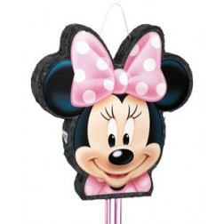 Pull Pinata Minnie Mouse 63cm