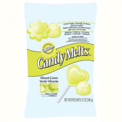 Wilton Candy Melts Limette Grün 340g