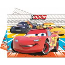 Cars Formula Tischdecke 180cm