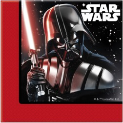 Star Wars Heroes Servietten 20 Stück