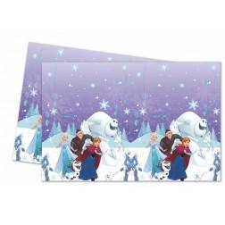 Frozen Snowflakes Tischdecke 120 x 180cm