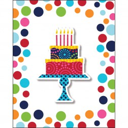 Einladungskarten Happy Birthday 8Stück