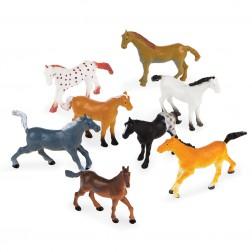 Pferde mini 8 Stück
