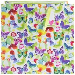 Tasche Schmetterling 38 x 38 x 21,5cm