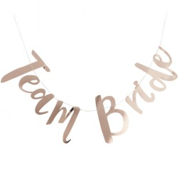 Team Bride Girlande 1,5m