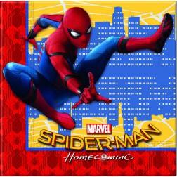 Servietten Ultimate Spiderman Power 20 Stück
