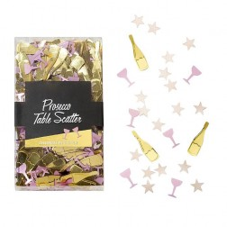 Prosecco Party Table Scatter 25g