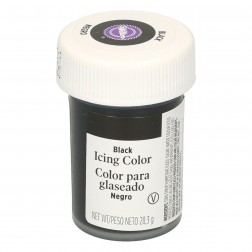 Wilton EU Icing Color Black 28g