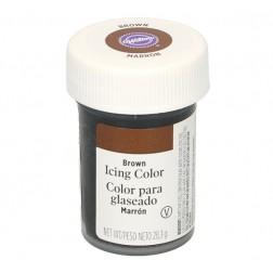 Wilton EU Icing Color Brown 28g