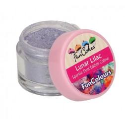 Essbare Farbpulver Sparkle Dust Lilac