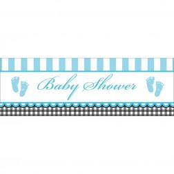 Sweet Baby Feets Blau - Banner