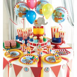 """""""Circus Time!"""" Partybox für 8 Kinder"""