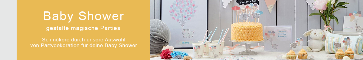 Baby Shower - Baby Party