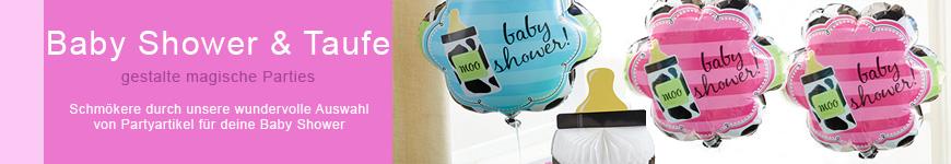 Baby Shower & Taufe