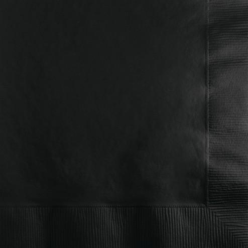 Servietten Schwarz 20 Stück