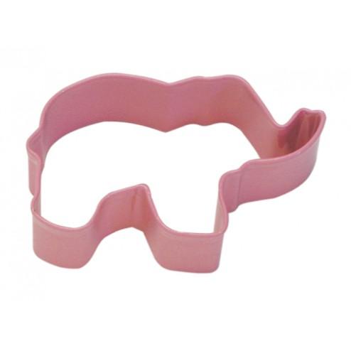 Ausstechformen Elefanten rosa
