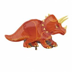 Folienballon Triceratops Dino 106cm