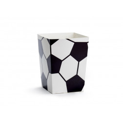 Popcorn Boxen Football 6 Stück