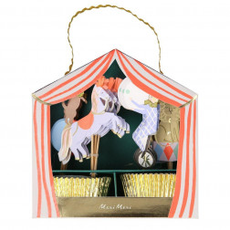 Cupcake Kit Circus Parade