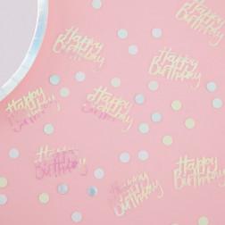Konfetti Birthday Iridescent Pastel Party 14g