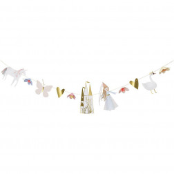 Magical Princess Garland 3m