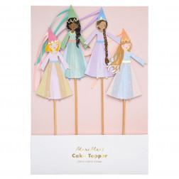 Cake Topper Magical Princess