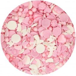 Zuckerdekor Sprinkle Medley Baby Girl 50g