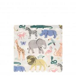 Servietten Safari Animals 20 Stück