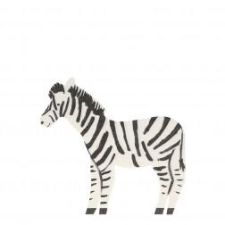 Servietten Safari Zebra 20 Stück