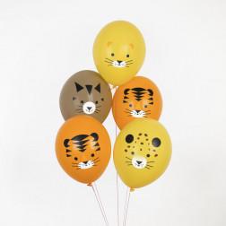 Luftballons Tiere 5 Stück