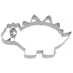 Ausstechform Dinosaurier Stegosaurus 10 cm