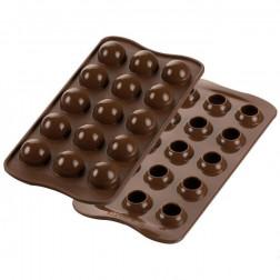 Silikomart Schokoladenform Tartufino