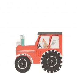 Servietten Farm Traktor 16 Stück