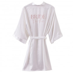 Bademantel Bride To Be Dressing Gown