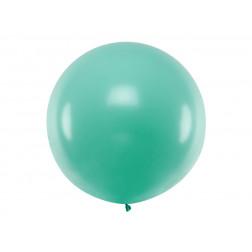 Riesenballon Pastell Grün 1m