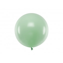 Luftballon rund Pistachio 60cm