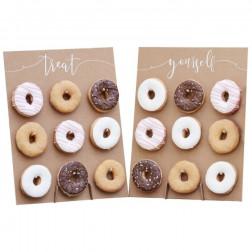 Donut Wall Kraft