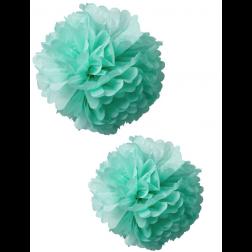 Pom Pom Mint 2 Stück
