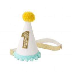 Mini Partyhut 1.Geburtstag