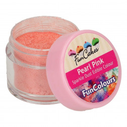Edible FunColours Sparkle Dust Pearl Pink